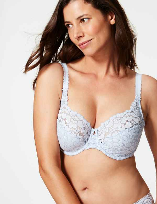 Cool Comfort™ Cotton Rich Non-Padded Full Cup Bra DD-H 9138053b3