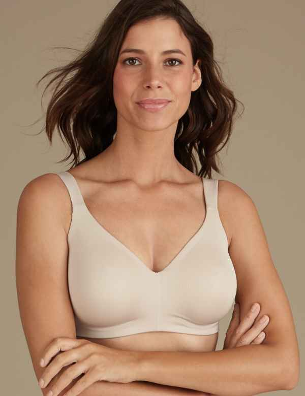 a1bbfda978 Flexifit™ Non-Padded Minimiser Full Cup Bra C-G. M S Collection