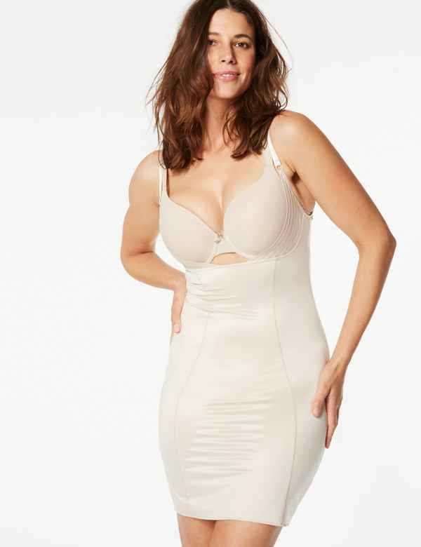 f2edbee7911 Firm Control Wear Your Own Bra Slip