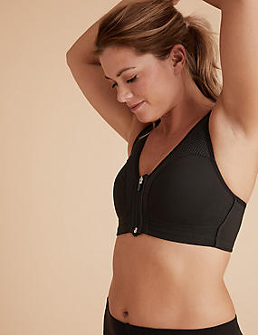 Extra High Impact Non-Padded Sports Bra A-G