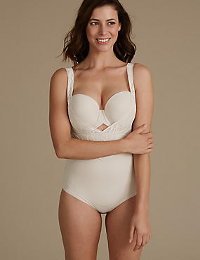 Firm Control Secret Slimming™ Wear Your Own Bra Body