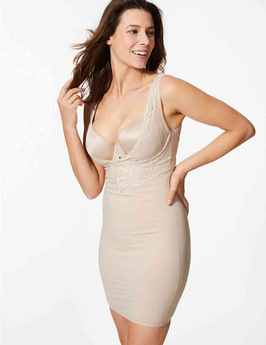 473b59452d Firm Control Smoothlines trade  Wear Your Own Bra Slip