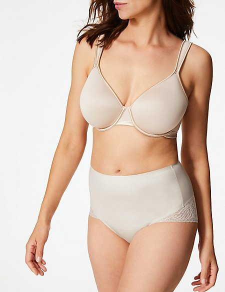 Smoothlines™ High Leg Shaping knickers