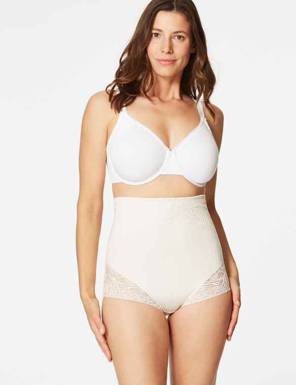 0120bc92882 Smoothlines™ Body Shaping Waist Cincher. M&S Collection