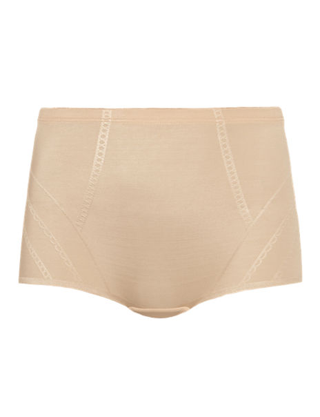 Firm Control Magicwear™ No VPL Low Leg Knickers with Cool Comfort™ Technology