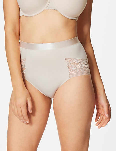 Medium Control Full Brief Knickers