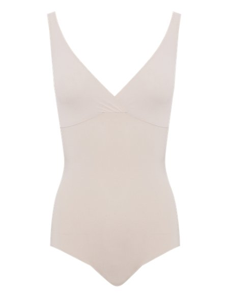 Light Control Invisible Shaping V-Neck Body with No VPL & Cool Comfort™ Technology