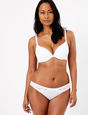 Perfect Fit Padded Push-Up Bra A-E