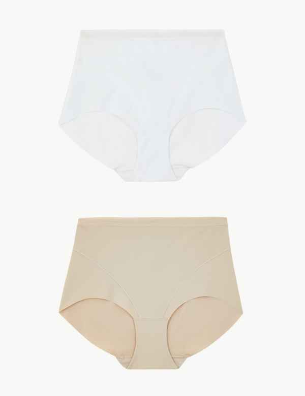 634951fe1ec5 Shapewear Shorts & Knickers | Shaping Pants & Thongs | M&S
