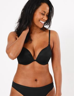 Padded Push-Up Bra - Add 2 Cup Sizes