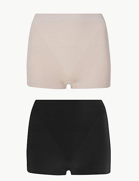 2 Pack Light Control Santoni Seamfree Shorts