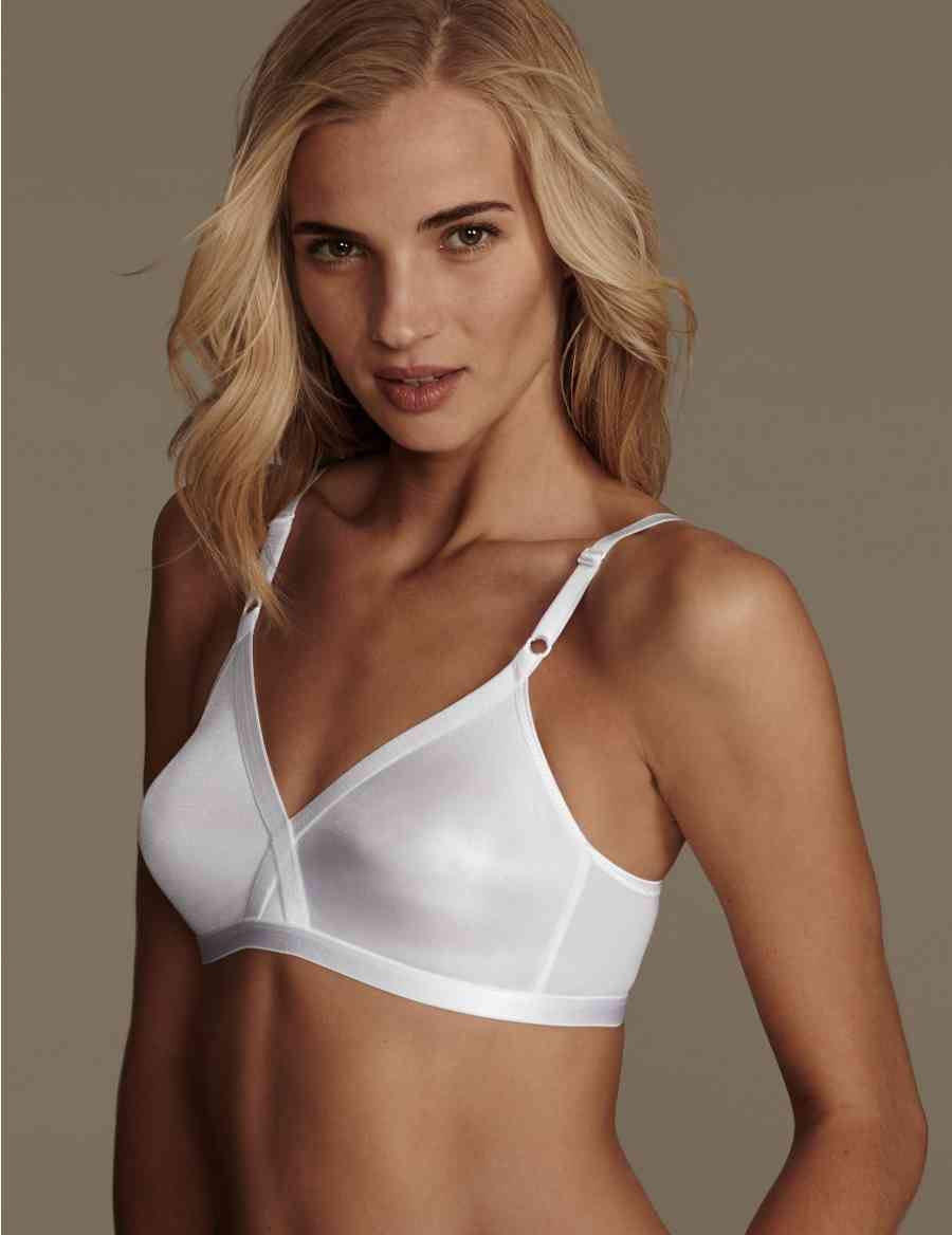 4178cdcee3107 2 Pack Non-Wired Crossover Full Cup A-E Bras