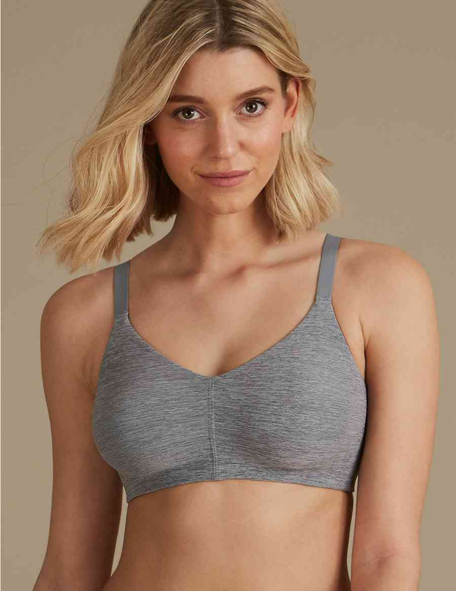 d72ae57f71 MCP sit3) -Flexifit™ Smoothing Non-Padded Full Cup Bra A-F