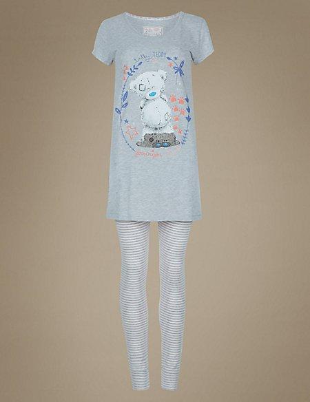 Cotton Rich Tunic Pyjamas