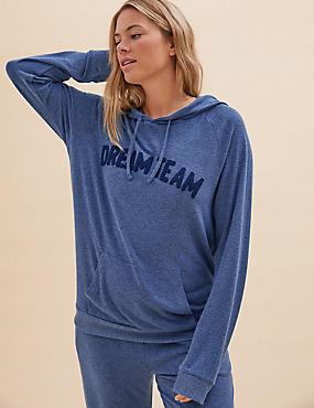 طقم ملابس مريحة Dream Team عائلية للنساء