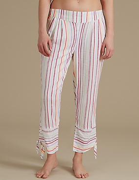 Striped Pyjama Bottoms