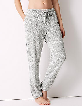 Cosy Knit Cuff Pyjama Bottoms