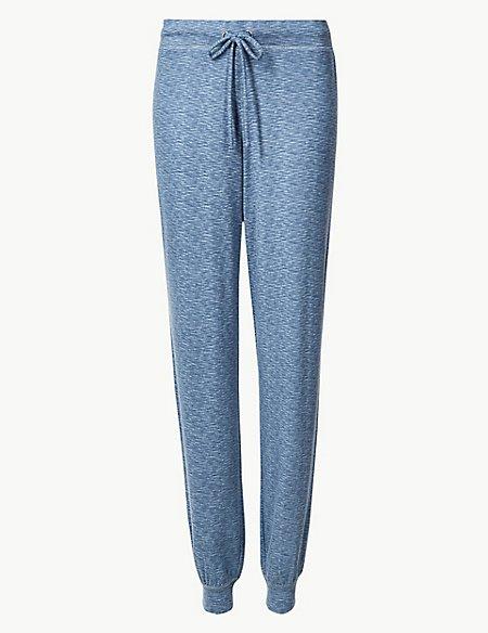 Textured Long Pant Pyjama Bottoms