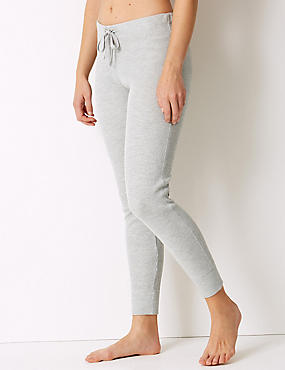 Cotton Blend Long Pant Pyjama Bottoms