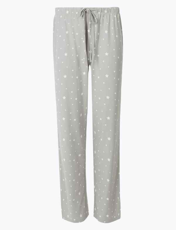 1667b76651 Women's Pyjama Bottoms | Cotton Pyjama Bottoms | M&S