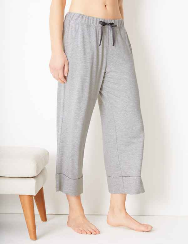 8ab684832 Loungewear Wide Leg Pyjama Bottoms