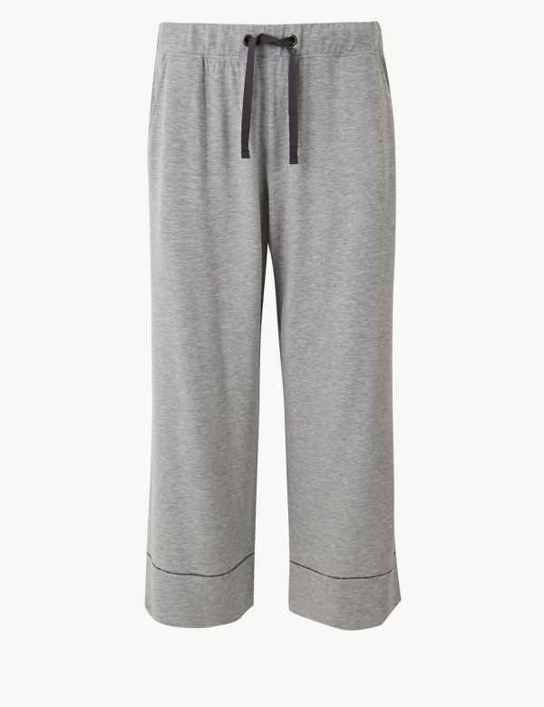 3d2b2c1e40d Loungewear Wide Leg Pyjama Bottoms