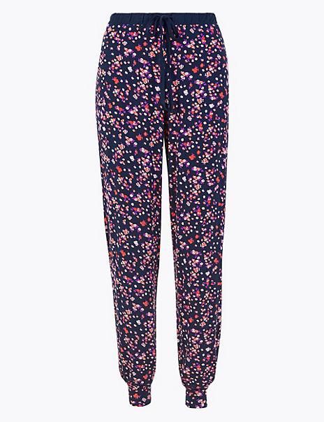 Ditsy Floral Pyjama Bottoms