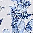 Cool Comfort™ Cotton Modal Floral Pyjama Set , WHITE MIX, swatch