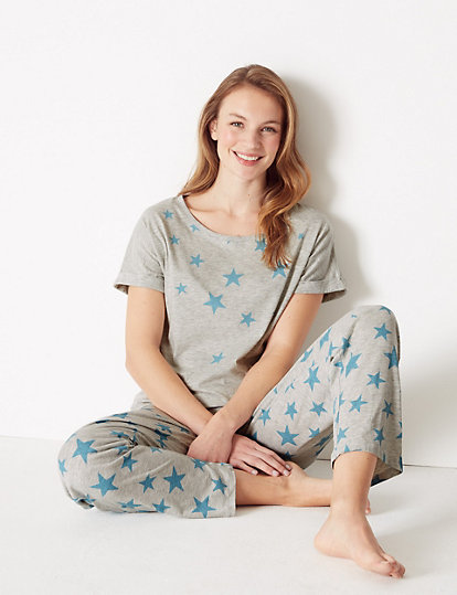 Cool Comfort™ Star Pyjama Set  c8e2ed64e