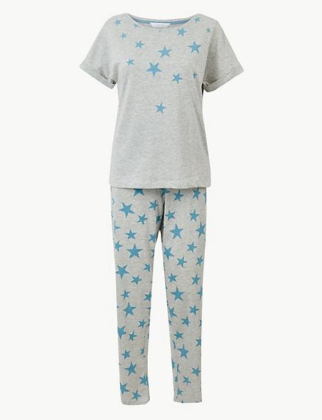 Cool Comfort™ Star Pyjama Set