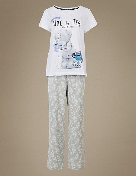 Novelty Short Sleeve Pyjama Set