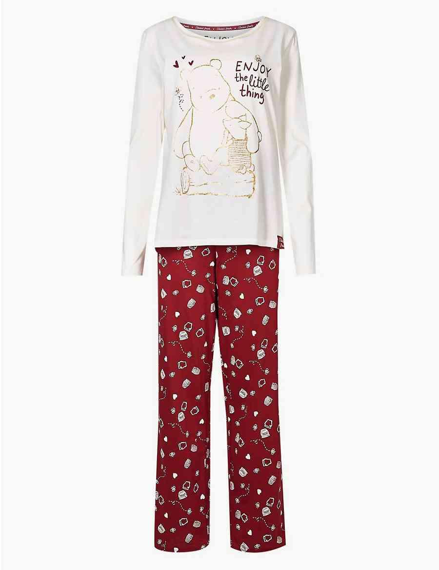 eb0d624f299d Pure Cotton Winnie the Pooh   Friends™ Pyjama Set