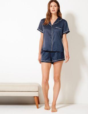 cfcb2359e9 Ladies Nightdresses | Short & Long Cotton Nightdress & Nighties | M&S