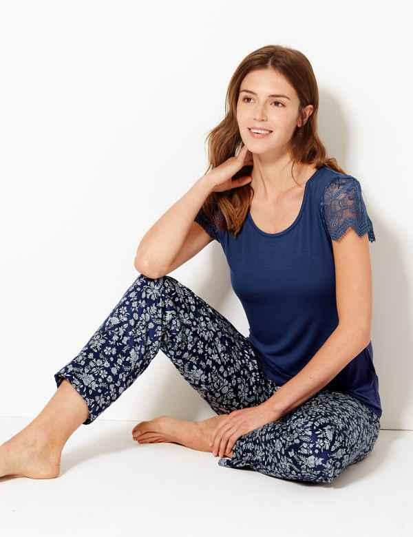 c866d296438 Nightwear | Pyjamas & Dressing Gowns | M&S