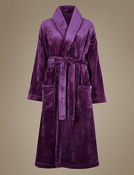 Shimmer Dressing Gown