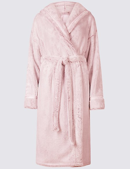 Shimmersoft™ Tie Front Dressing Gown