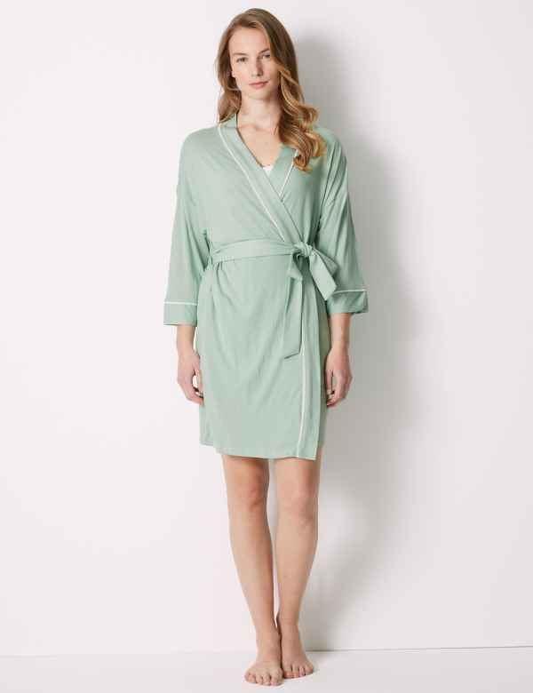 Bridesmaid Wedding Belles Dressing Gown. M S Collection 1f16bffef