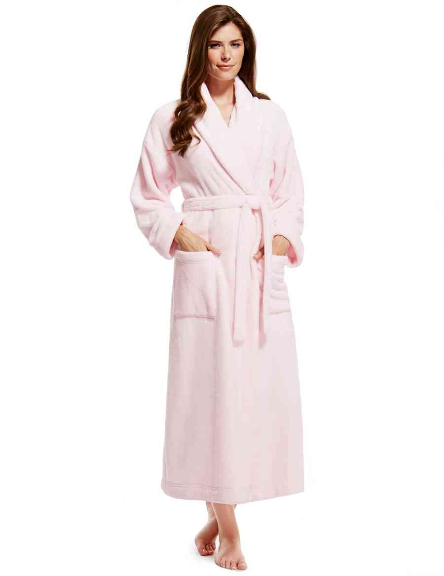 Shimmer Soft trade  Dressing Gown 6f4ab2f8e