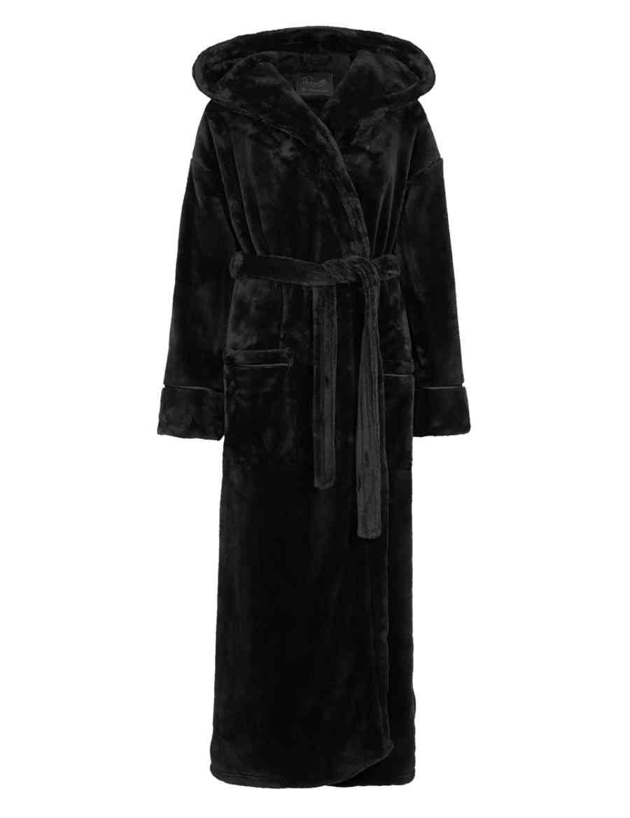 Hooded Luxury Dressing Gown Rosie For Autograph Ms