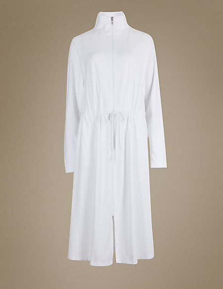 Long Sleeve Dressing Gown