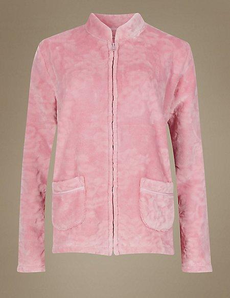 Long Sleeve Bed Jacket