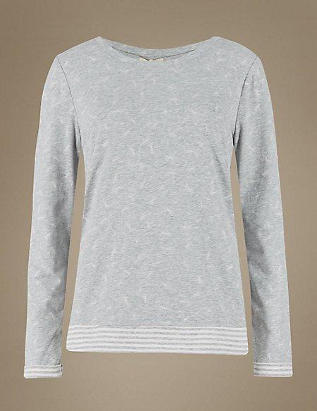 Dandelion Pyjama Top