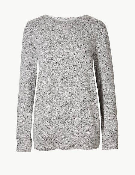 Cosy Knit Lounge Top