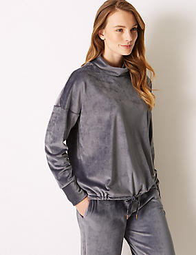 Supersoft Fleece Lounge Top