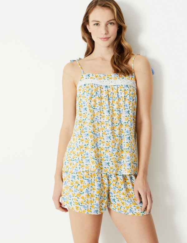 ea1113ff673b0 Ditsy Floral Camisole Top