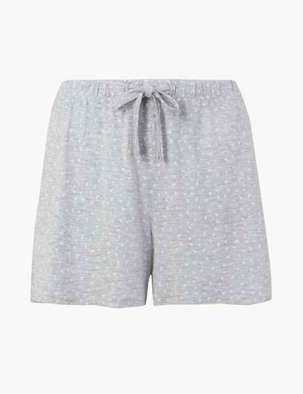 c9353ae88292 Triangle Pyjama Shorts