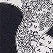 Leopard Short Nightdress, NAVY MIX, swatch