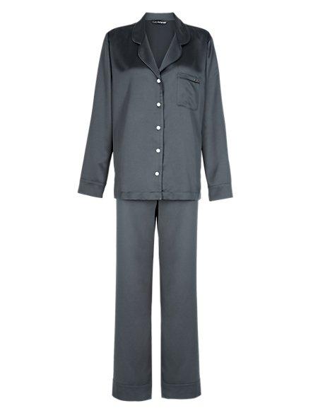 Satin Revere Pyjamas