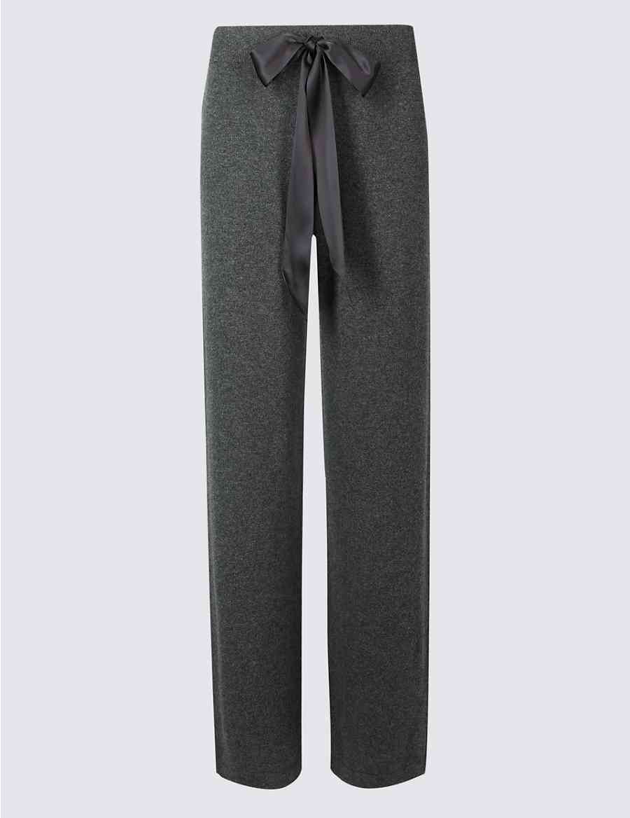1db54d905b47 Pure Cashmere Straight Leg Pyjama Bottoms