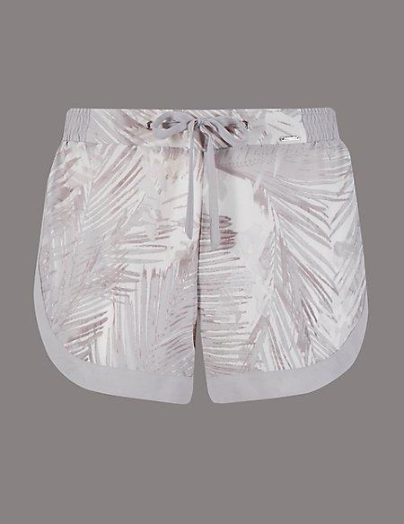 Palm Print Short Pyjama Bottoms